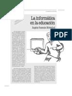 Ejercicio 1-La Informatica en La Educacion