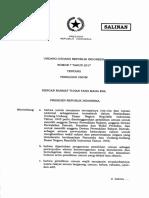UU Nomor 7 Tahun 2017 - Pemilihan Umum.pdf