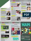 ÑAM 2017 Festival Internacional del Cómic  y Novela Gráfica 13 a 15 de octubre.