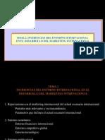 Entorno Internacional Ppt