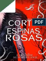 una corte de espinas y rosas.pdf