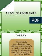 Árbol de Problemas Diapo