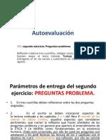 Autoevaluación Etica, Parámetros 2 y 3