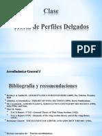 Perfiles Delgados - Ing. Aeronáutica UNLP