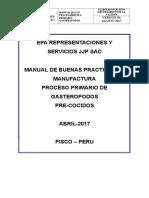 Bpm Gasteropodos Pre-cocido 2017 Ruth