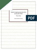 Guia de Implementacion de La Norma Iso 9001