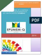 Estatuto Organico de EPUMEM-Q