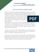 IMPORTANCIA DE PATOLOGIA EN CONCRETO ARMADO.pdf