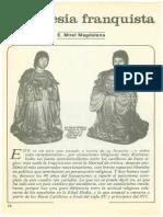 La Iglesia Franquista Original