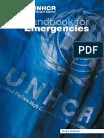 D.01.03. Handbook for Emergencies_UNHCR