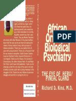 African Origin of Biological Psychiatry