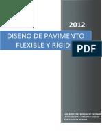 Diseño de pavimentos