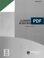 LA GESTION INTEGRAL DE RECURSOS HUMANOS.pdf