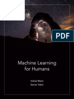 Machine Learning for Humans