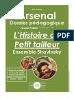 Petit Tailleur Conte Dossier Pedagogique Le Petit Tailleur