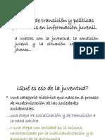 Políticas Información Juvenil