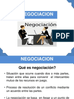 6. NEGOCIACION