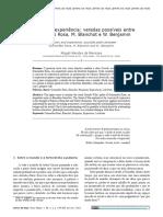 Educação e experiência, veredas possíveis entre Guimarães, Blanchot e Benjamin - Magali de Menezes.pdf