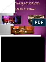 Tendencias de Los Eventos