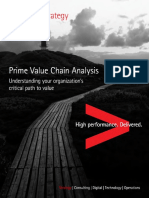 Accenture Prime Value Chain Analysis