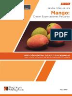 Boletin Mango Export