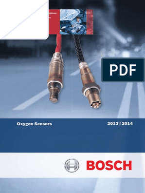 Bosch Australia Oxygen Sensor Catalogue 2013 pdf | Car
