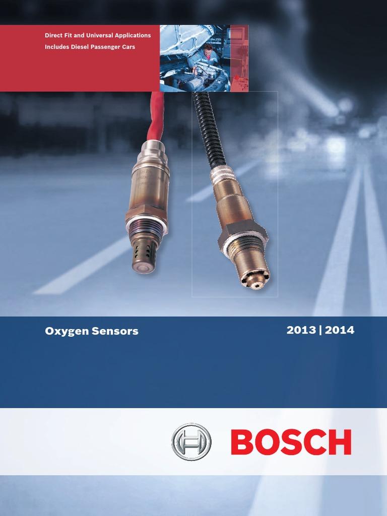 Discount Car Parts BOSCH Lambda Sensor 0 258 027 017