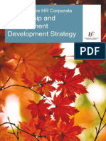 Leadership Management Development Strategy