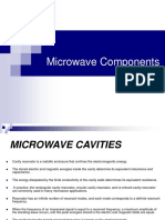 Microwave Cavity Resonator