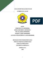 Sumber Daya Alam (Makalah ILmu Kealaman dasar Kelompok 4 eknik Pertanian UNSRI)