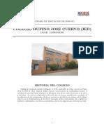 Colegio Rufino Jose Cuervo Ied