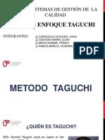 Grupo 5 - Enfoque Taguchi