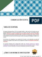 Instrucciones Portafolio 2
