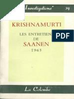 Les Entretiens de Saanen - 1963.pdf