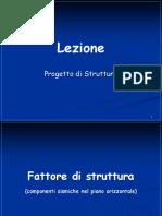 Lezione 21 Strutture (Norma sismica - fattore struttura e verifiche).pdf