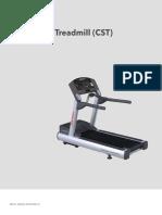 Club Series Treadmill Operations Manual
