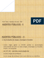 Aula 2-Agentes Publicos