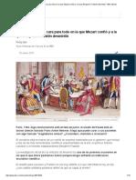 El Mesmerismo, La Cura Para Todo en La Que Mozart Confió y a La Que Benjamín Franklin Desmintió - BBC Mundo