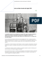 La genialidad detrás de un falso invento del siglo XVIII - BBC Mundo.pdf