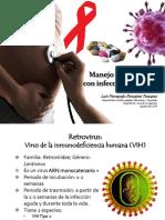Manejo de la Transmisión Perinatal del VIH.pptx
