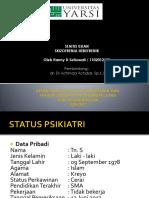 Status Ujian ppt