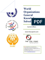 World Organizations General Knowledge MCQs.pdf