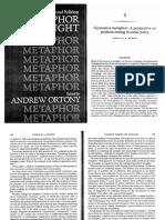 Generative Metaphor Schon 1993