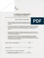 Initial Counseling Form