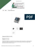 Caja Para Arduino Uno R3