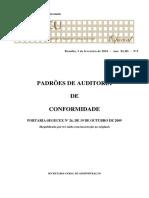 TCU-Auditoria de Conformidade