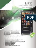 snack vending machines gens32vm