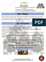 Cherokee Veterans Community Newsletter October