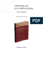 História da Lingua Portuguesa