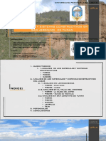 Materiales y Sistemas Constructivos de San Jronimo